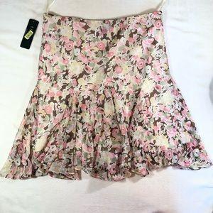 Lauren Ralph Lauren Women's Skirt XL Cocoa NWT$109